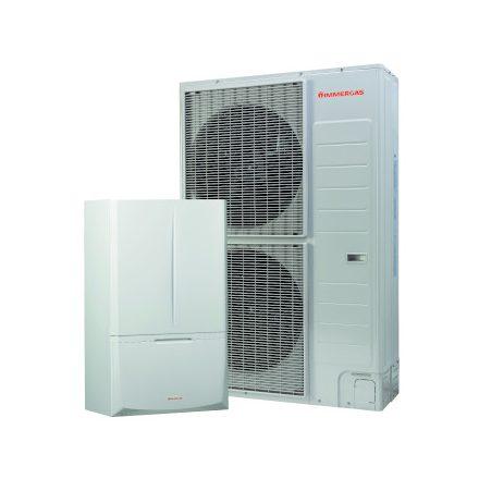 Immergas Magis Pro 14 -split levegő-víz hőszivattyú