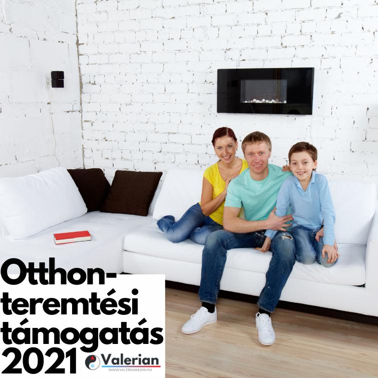 Otthonteremtési támogatás 2021